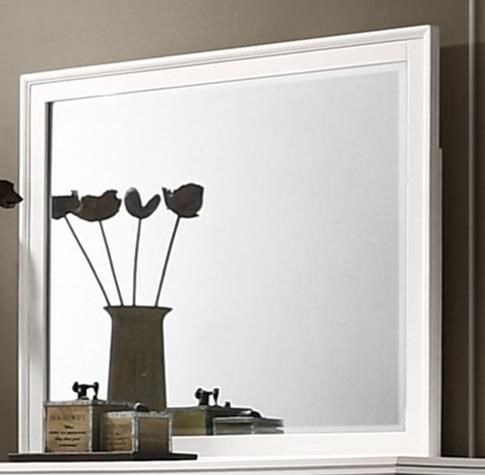 Andover Dresser Mirror by New Classic at Carolina Direct
