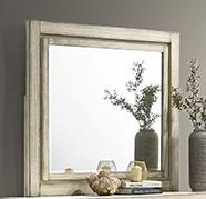 Ashland Mirror by New Classic at Rife's Home Furniture