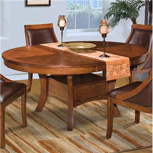 New Classic Aspen Round Dining Table w/ Base
