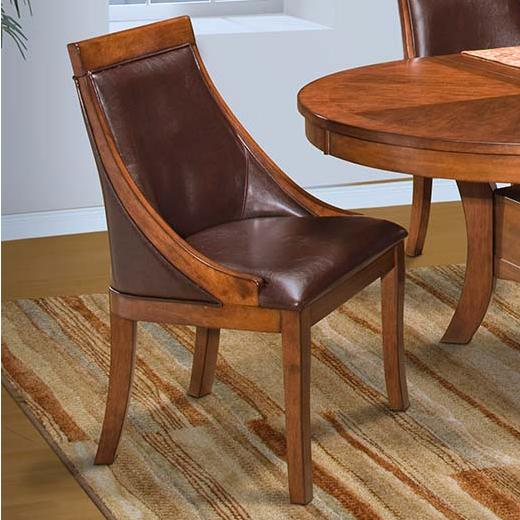 Round Table Club Chair