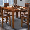 New Classic Aspen Counter Dining Table - Item Number: 45-116-12