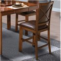New Classic Aspen Counter Dining Chairs - Item Number: 45-116-22