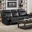 New Classic Atlas Reclining Sofa - Item Number: 20-2263-30-SGY