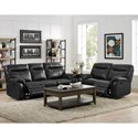 New Classic Atlas Power Reclining Living Room Group - Item Number: 2263 Reclining Living Room Group 2