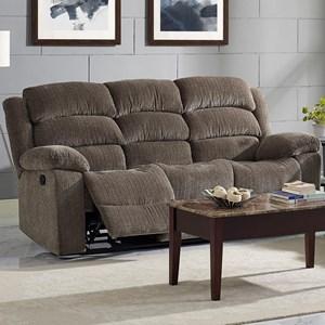 New Classic Austin Reclining Sofa