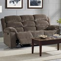 New Classic Austin Reclining Sofa - Item Number: 20-2134-30-UBR