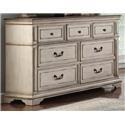 New Classic B1731 Anastasia Dresser - Item Number: B1731