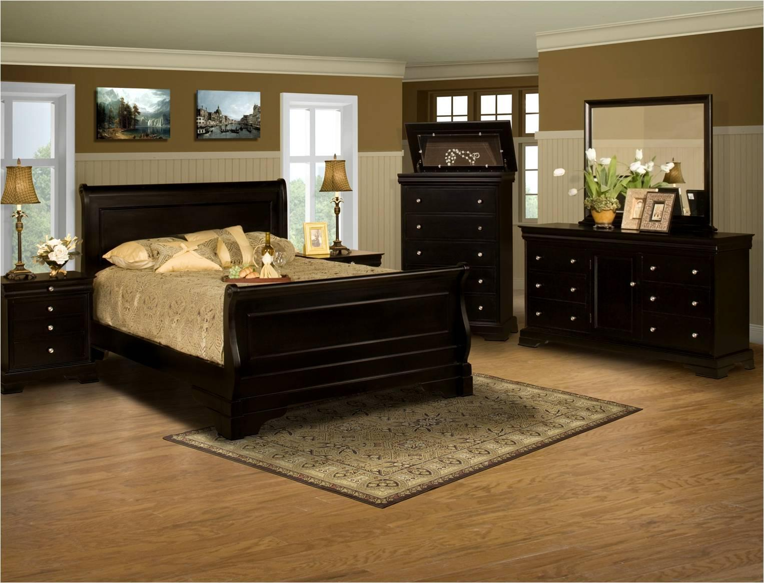 New Classic Belle Rose 4 Piece Bedroom Group - Item Number: 00-013 K 4 Piece