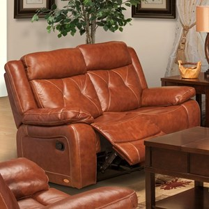 New Classic Benedict Power Reclining Loveseat