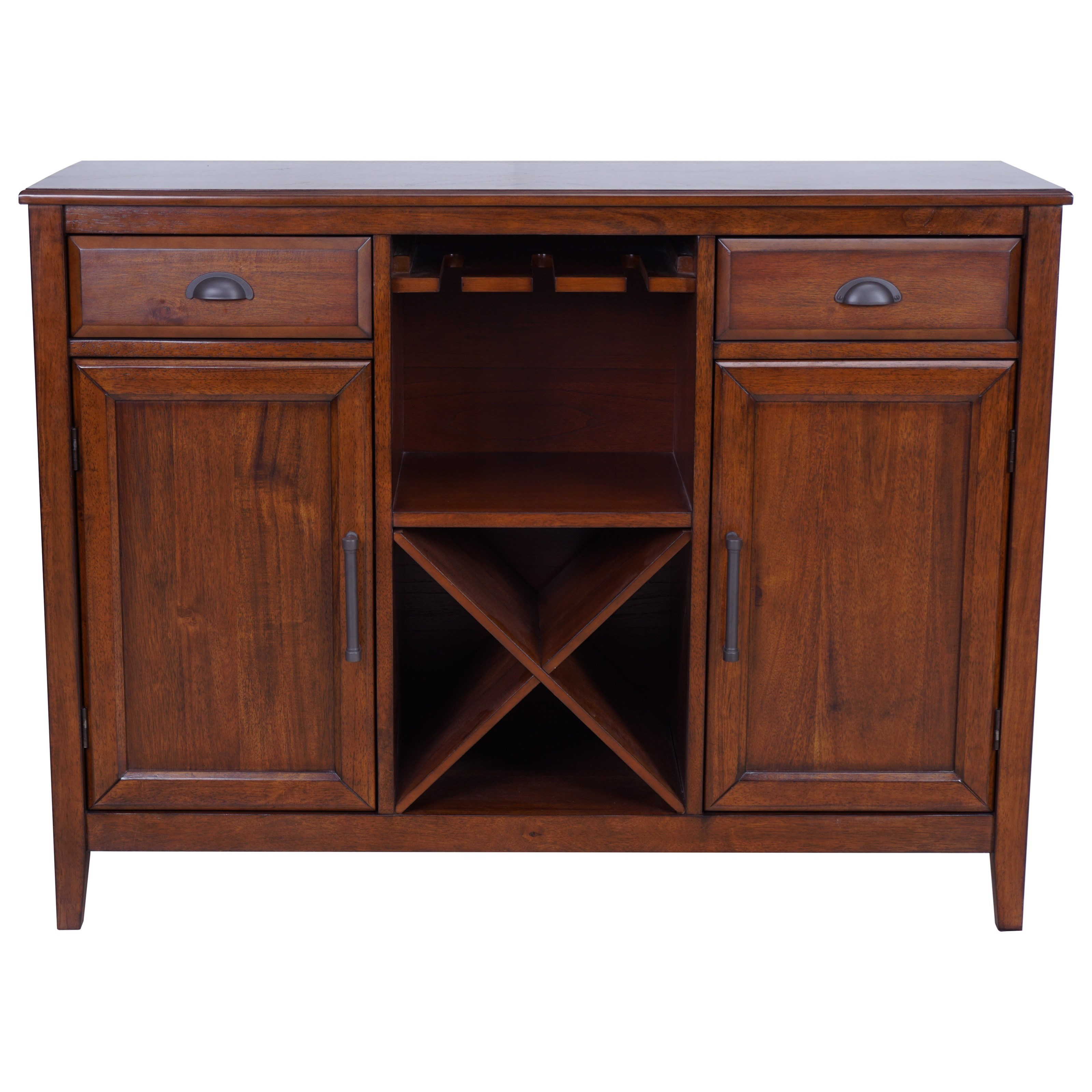 Bixby Server by New Classic at Darvin Furniture