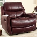 New Classic Boulevard Power Glider Recliner - Item Number: L2233-13P-BRG