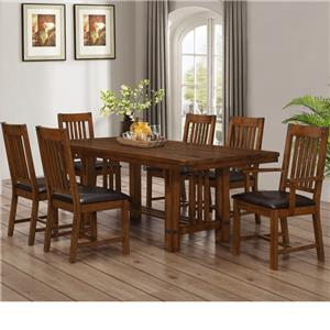 New Classic Buchanan Dining Table and Chair Set