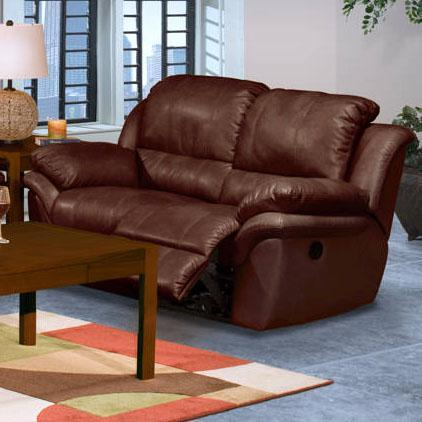New Classic Cabo Dual Reclining Loveseat - Item Number: 20-203-20-BRN
