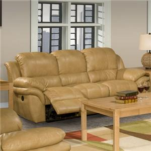 New Classic Cabo  Power Dual Reclining Sofa