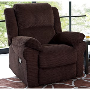 New Classic Cabot Power Glider Recliner