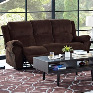 New Classic Cabot Power Reclining Sofa