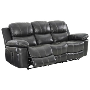 New Classic Cadence Dual Reclining Sofa