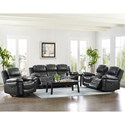 New Classic Cadence Power Reclining Living Room Group - Item Number: 208 Living Room Group 2