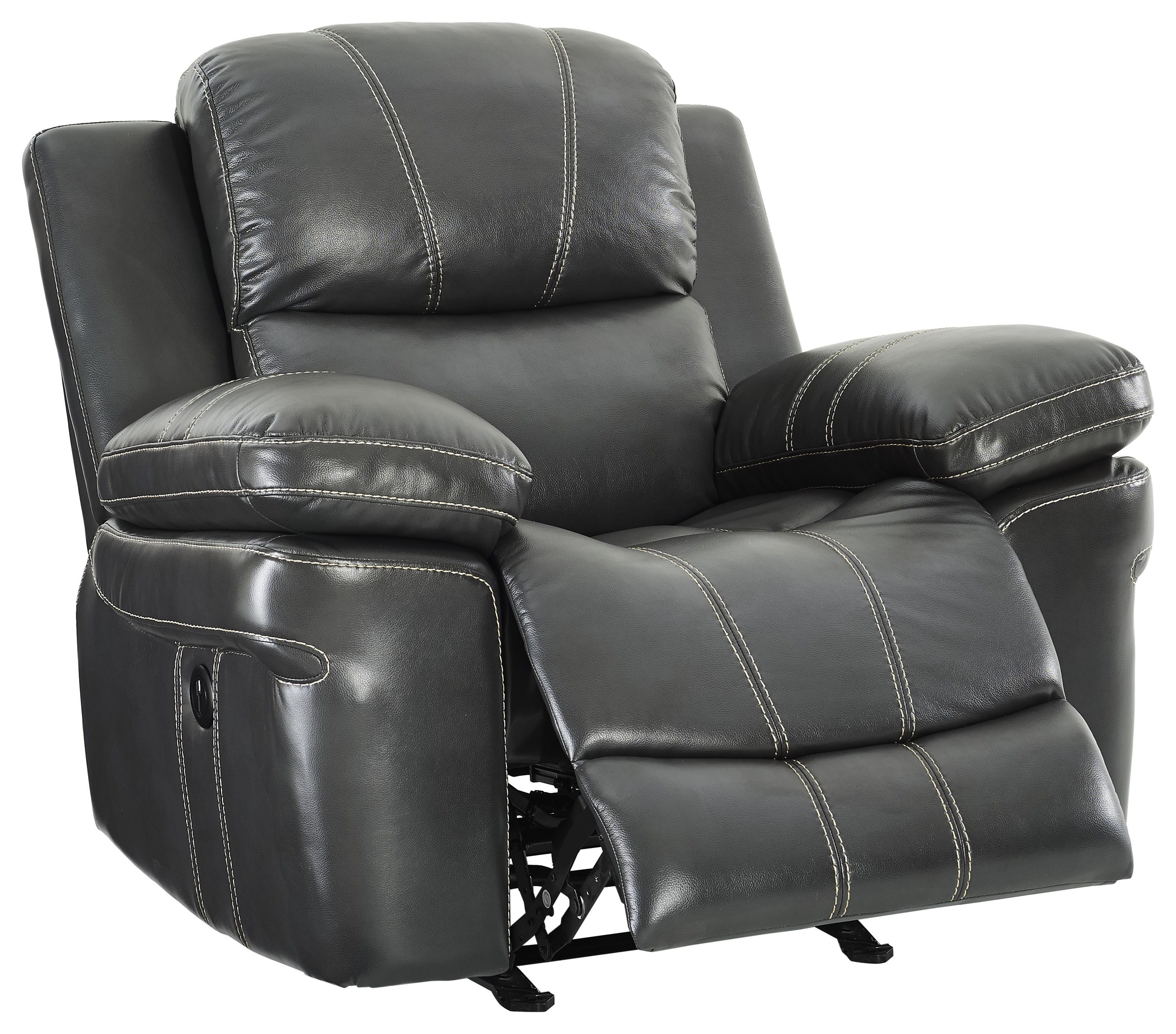 Power Recliner With USB Port
