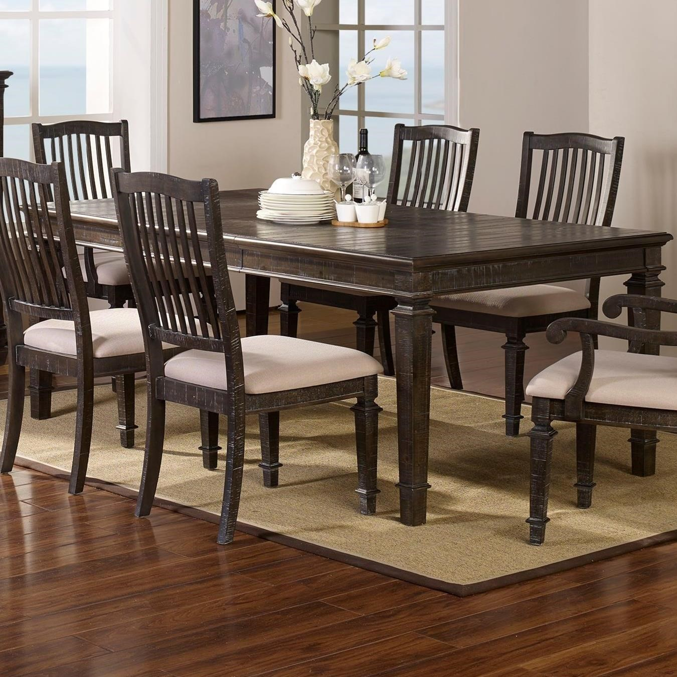 New Classic Cadiz Dining Dining Table - Item Number: 40-821-10