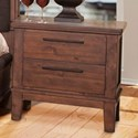 New Classic Cagney Nightstand - Item Number: B594-040