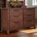 New Classic Cagney Dresser - Item Number: B594-050