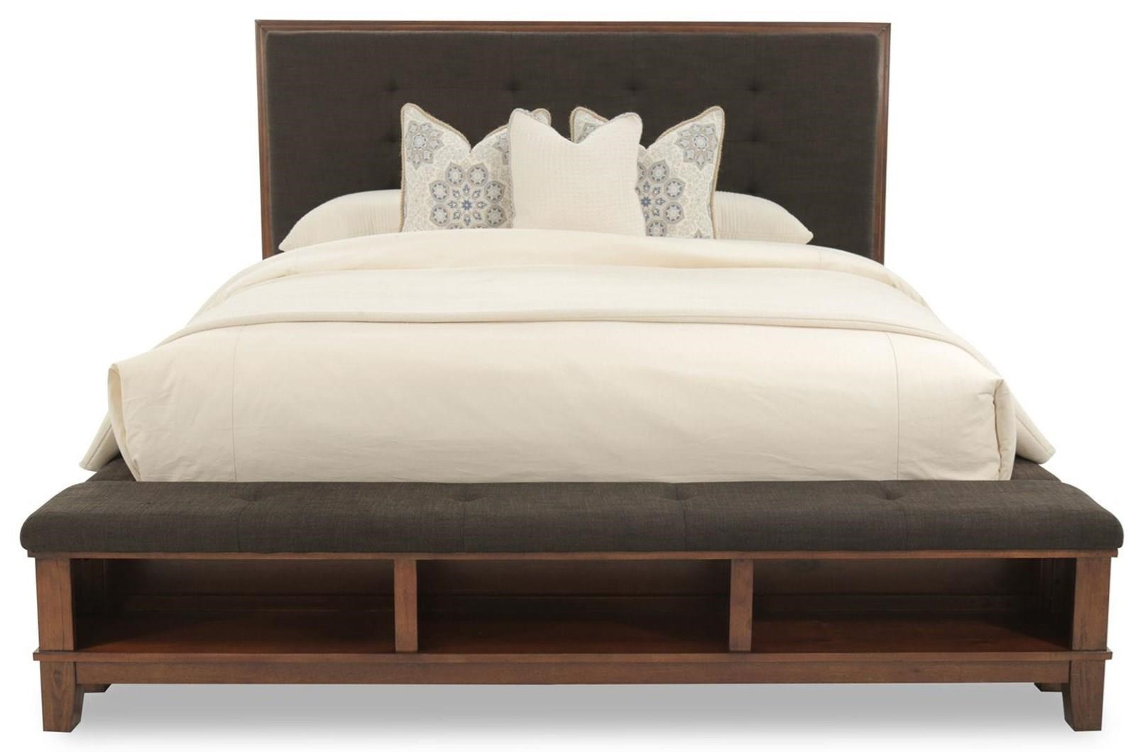 Cora Queen Bed at Ruby Gordon Home