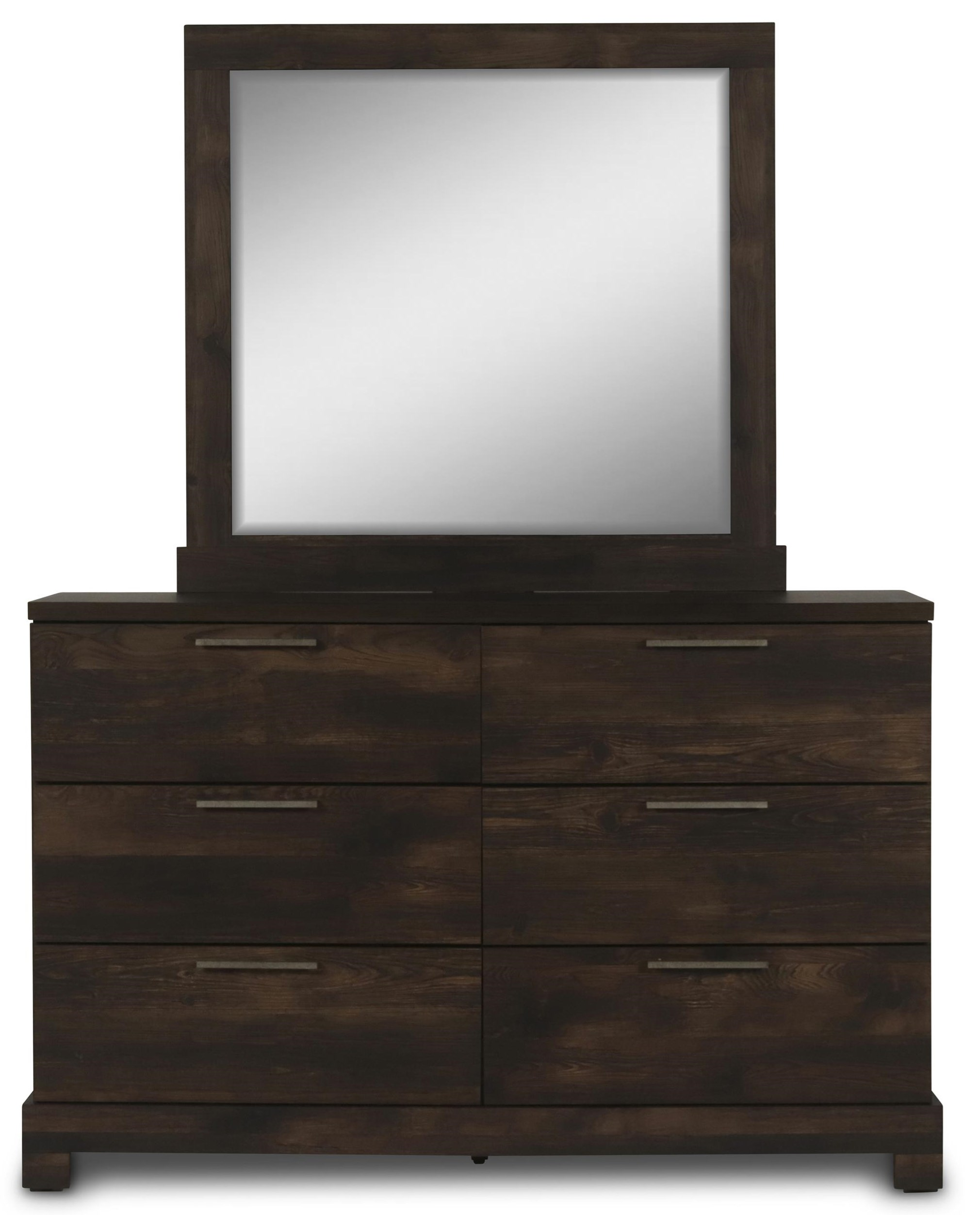 Campbell Mirror by New Classic at Darvin Furniture