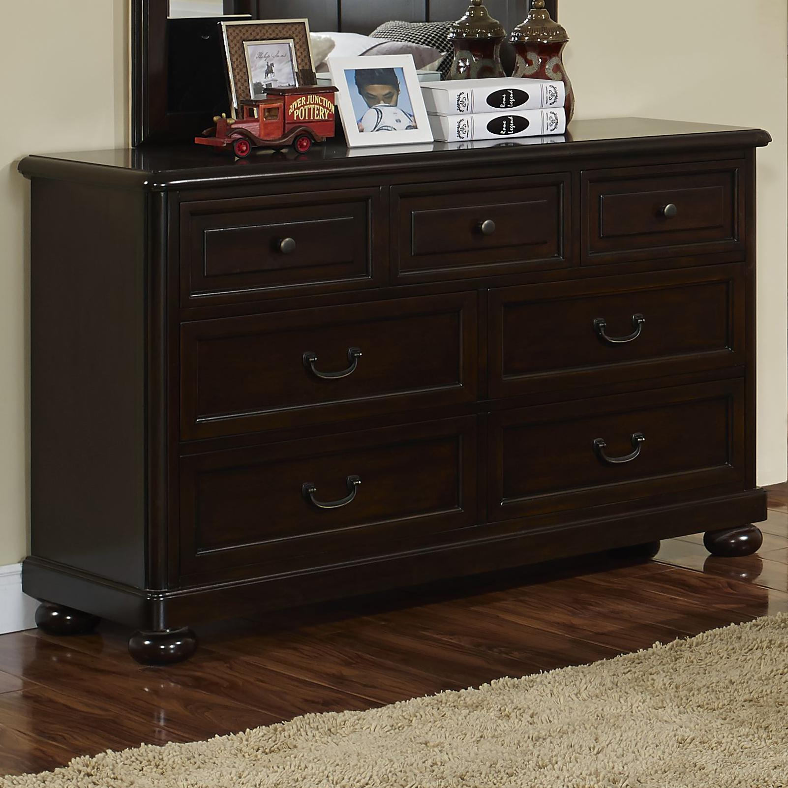 New Classic Canyon Ridge Dresser - Item Number: 05-230-052