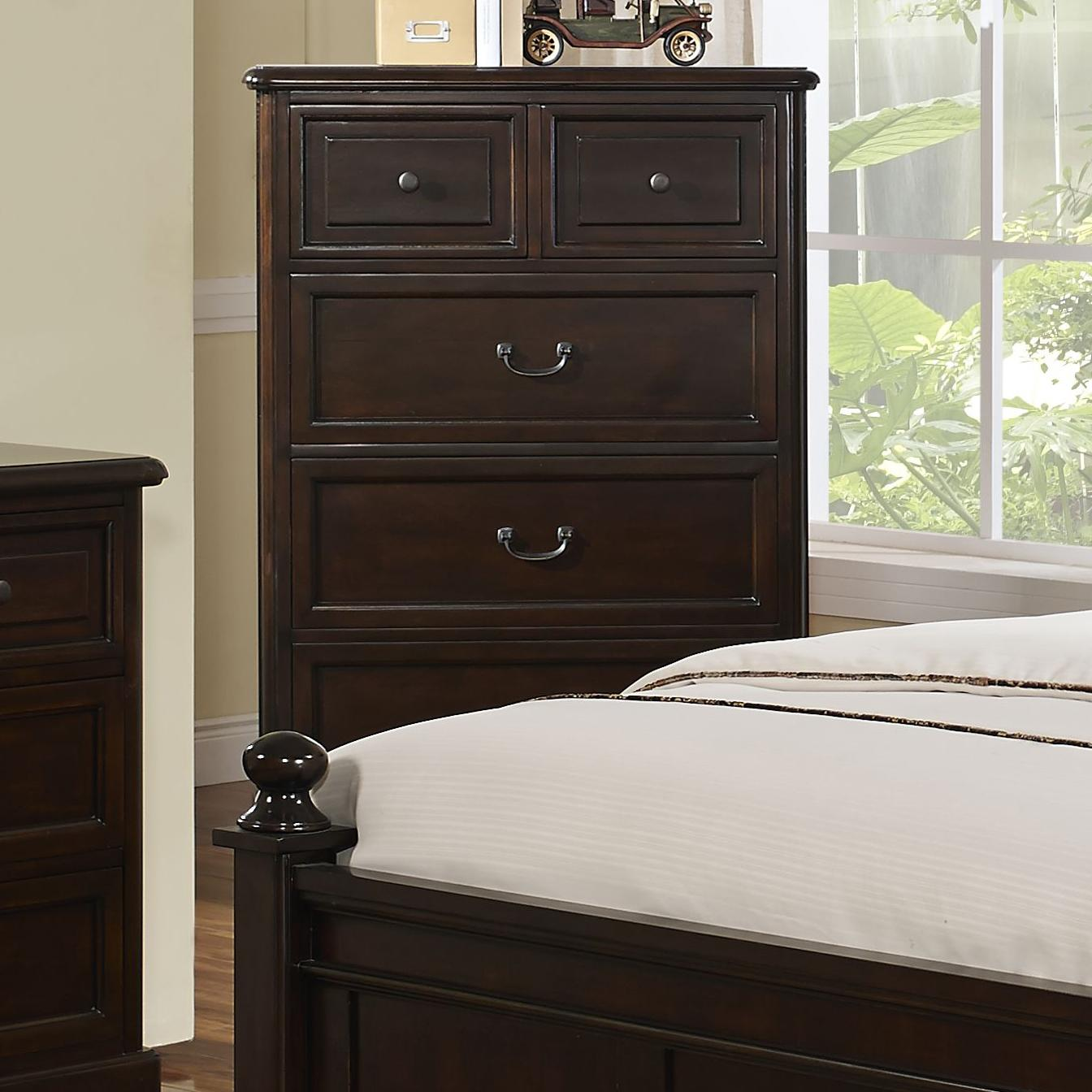New Classic Canyon Ridge Chest - Item Number: 05-230-072