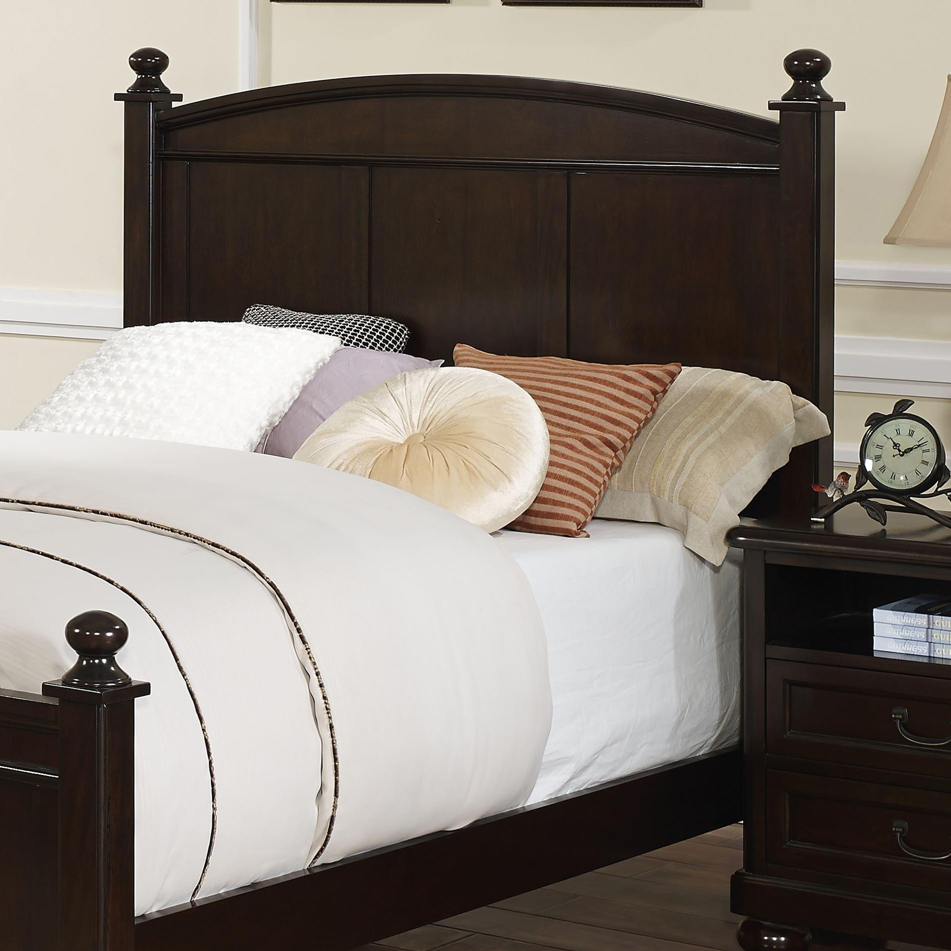 Full Panel Bed Headboard