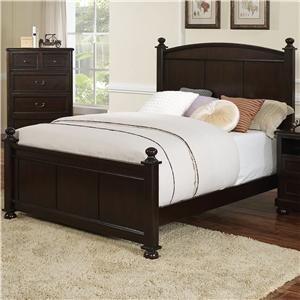 New Classic Canyon Ridge Twin Panel Bed