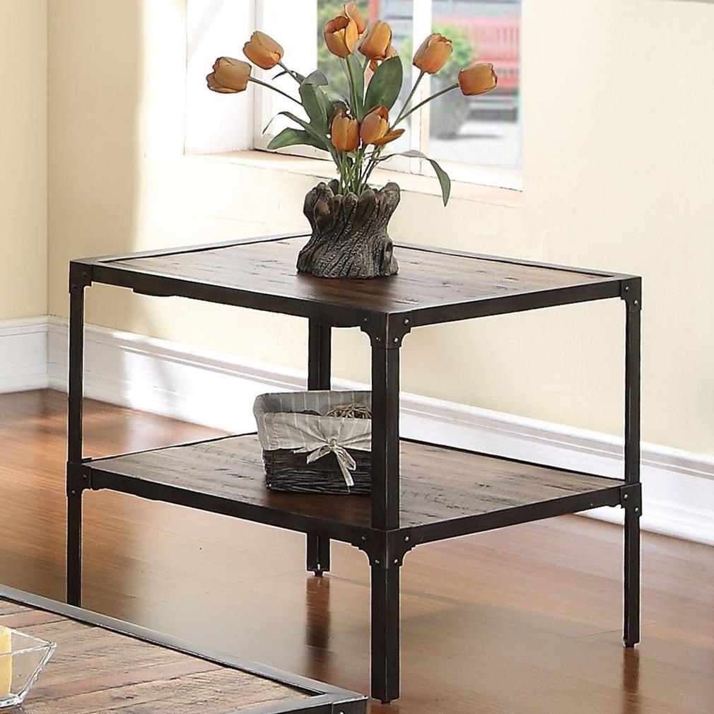 New Classic Colchester End Table - Item Number: T1479-20