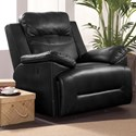 New Classic Cortez Power Glider Recliner - Item Number: 22-244-13-PBK