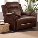 New Classic Cortez Glider Recliner - Item Number: 20-244-13-PBW