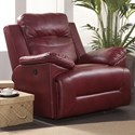 New Classic Cortez Glider Recliner - Item Number: 20-244-13-PRD