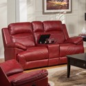 New Classic Cortez Power Glider Loveseat - Item Number: 22-244-23-PRD