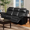 New Classic Cortez Power Reclining Sofa - Item Number: 22-244-32-PBK