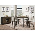 New Classic Studio 26 Casual Dining Room Group - Item Number: D2626 Dining Room Group 2