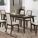 New Classic Studio 26 Dining Table - Item Number: D2626-10