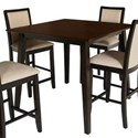 New Classic Studio 26 Counter Height Dining Table  - Item Number: D2626-12