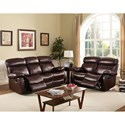 New Classic Dante Power Reclining Living Room Group - Item Number: L2041 Reclining Living Room Group 4