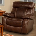 New Classic Dante Glider Recliner - Item Number: L2041-13-BBN