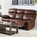 New Classic Dante Power Reclining Sofa - Item Number: L2041-30P-LBN