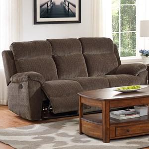 New Classic Desmond Reclining Sofa