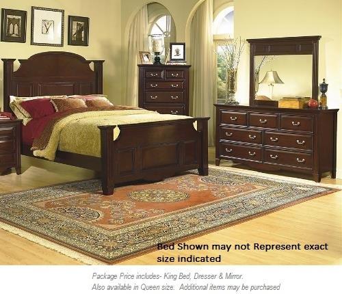 3PC King Bedroom