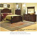 New Classic Drayton Hall 3PC King Bedroom - Item Number: 6740 3PC Kg BDM