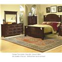 New Classic Drayton Hall 3PC Queen Bedroom - Item Number: 6740 3PC Qn BDM