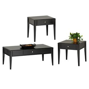 New Classic East Shore 3 Pack Occasional Tables