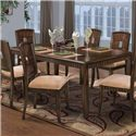 New Classic Edgemont Standard Dining Table - Item Number: 40-112-10